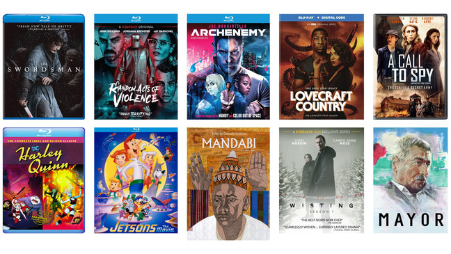 New DVD, Blu-ray and digital release highlights for the week of ...
