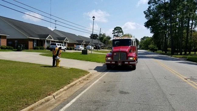 Albany firefighters to start checking hydrants | WFXL