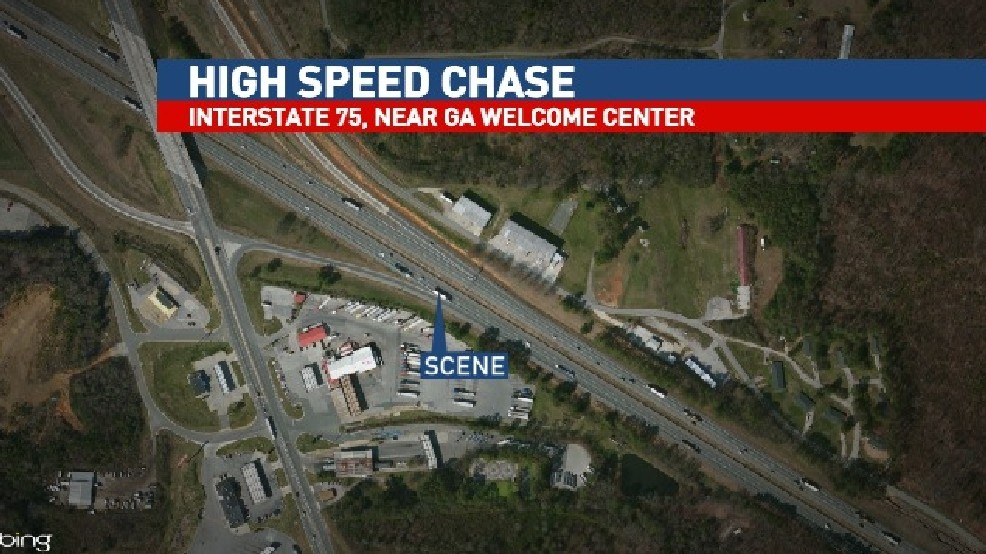 Man faces charges after high-speed chase on Interstate 75 | WFXL