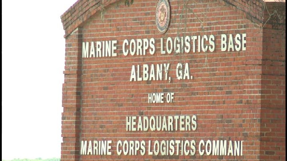 Swat Team Agrees To Mutual Aid Agreement With Mclb Albany Wfxl