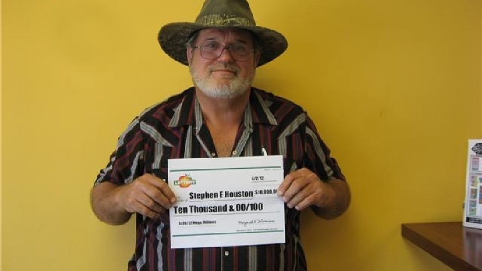 10 000 Grows From Mega Millions Ticket For Seminole County Farmer